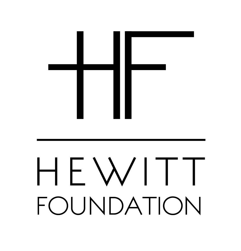Hewitt foundation logo